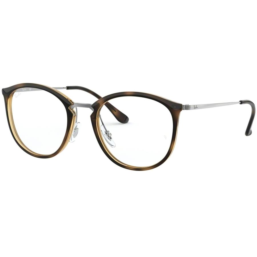 Rame ochelari de vedere dama Ray-Ban RX7140 2012 Rotunde originale cu comanda online