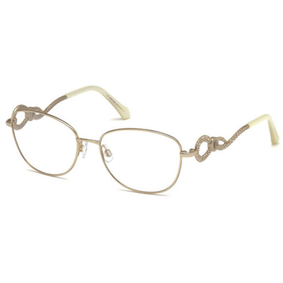 Rame ochelari de vedere dama Roberto Cavalli RC5004 028 Rectangulare originale cu comanda online