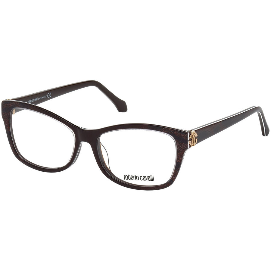 Rame ochelari de vedere dama Roberto Cavalli RC5013 050 Ochi de pisica originale cu comanda online