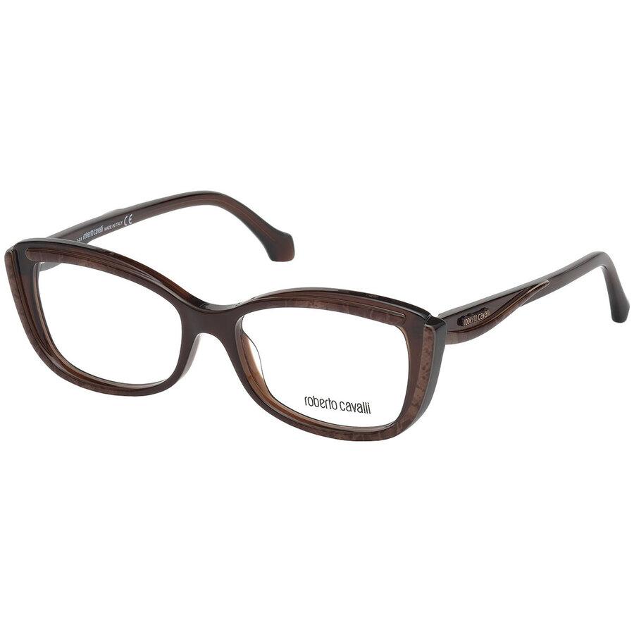 Rame ochelari de vedere dama Roberto Cavalli RC5044 050 Ochi de pisica originale cu comanda online