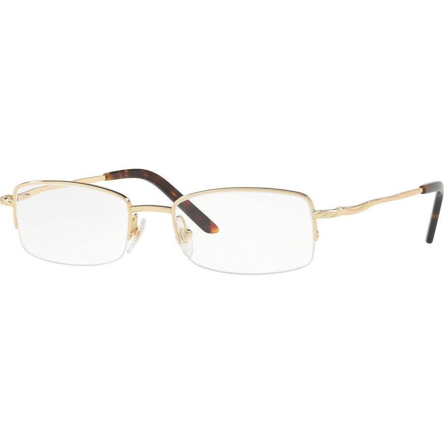 Rame ochelari de vedere dama Sferoflex SF2582 108 Rectangulare originale cu comanda online