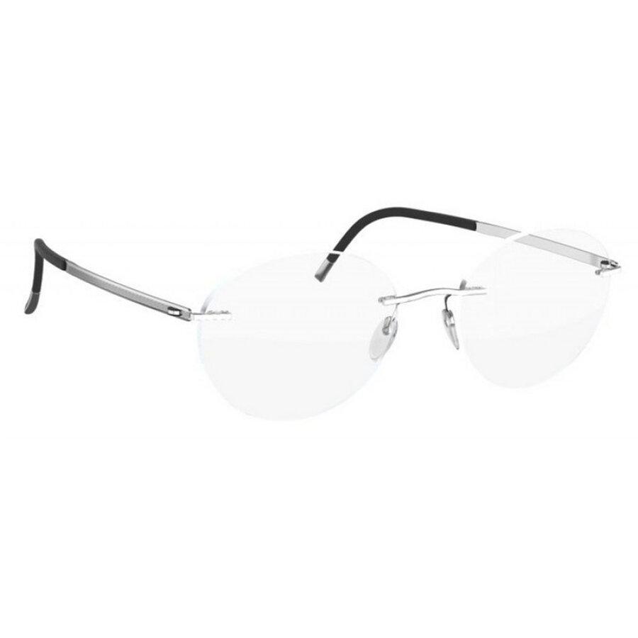 Rame ochelari de vedere dama Silhouette 0-5469/00 6050 Ovale originale cu comanda online