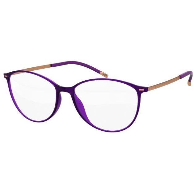 Rame ochelari de vedere dama Silhouette 1562/30 6200 Ochi de pisica originale cu comanda online