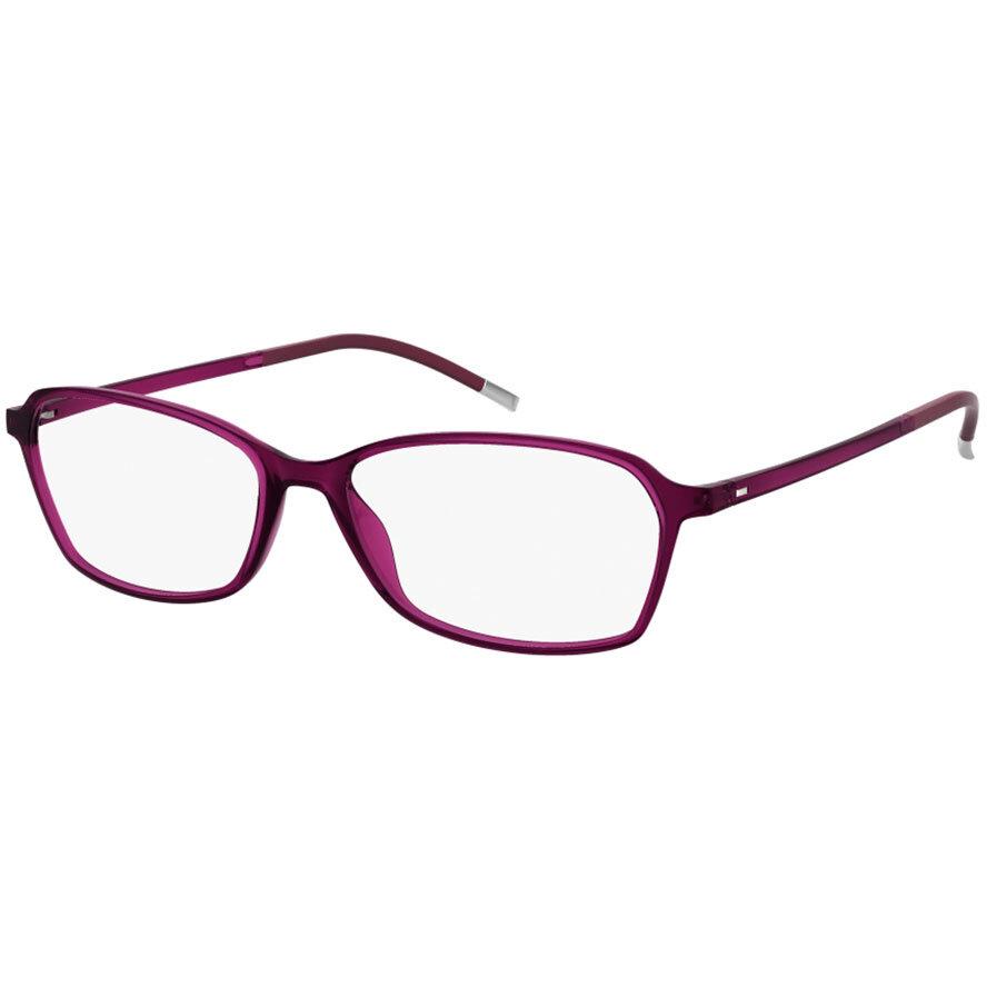 Rame ochelari de vedere dama Silhouette 1583/75 4010 Ovale originale cu comanda online