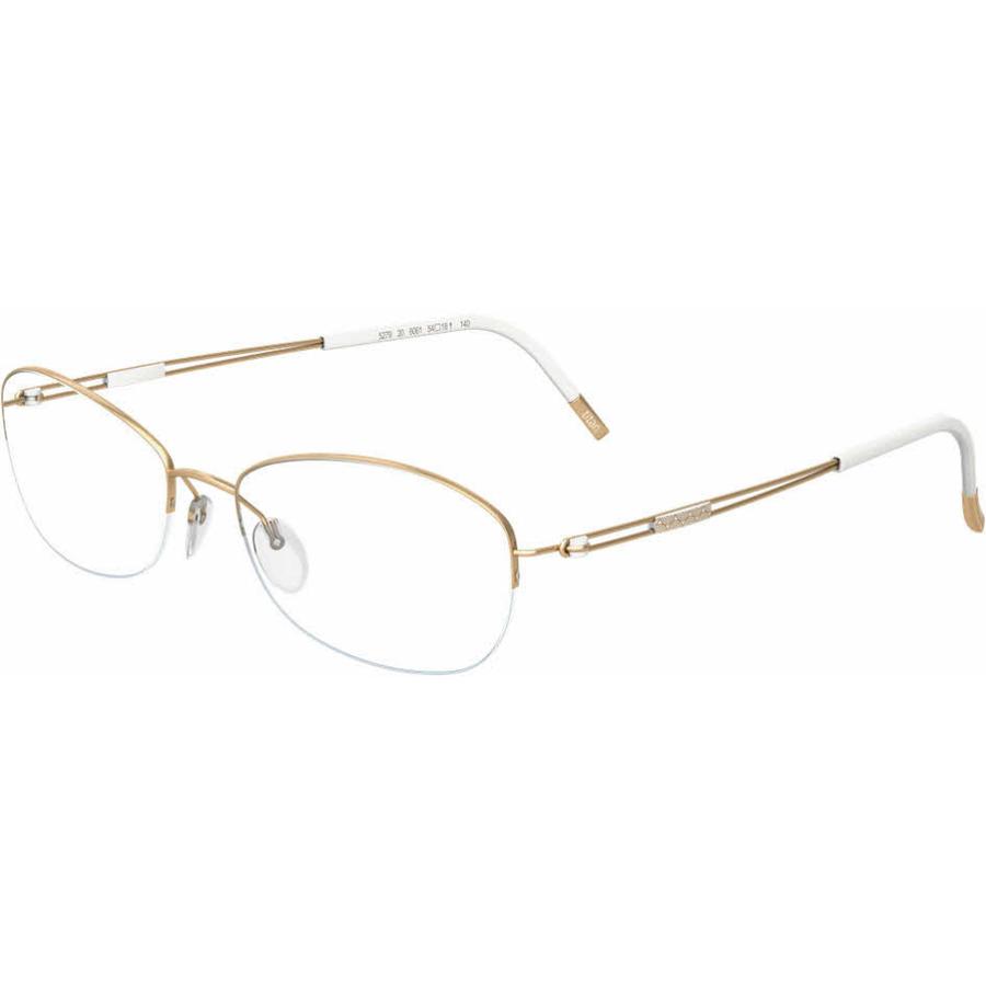 Rame ochelari de vedere dama Silhouette 4470/20 6070 Ovale originale cu comanda online