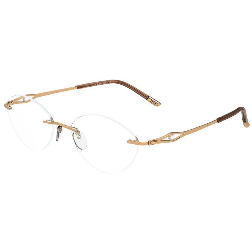 Rame ochelari de vedere dama Silhouette 4529/20 6051 Ovale originale cu comanda online