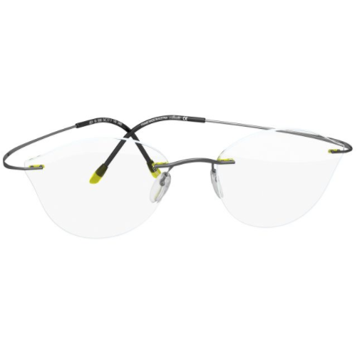 Rame ochelari de vedere dama Silhouette 4531/60 6060 Ochi de pisica originale cu comanda online