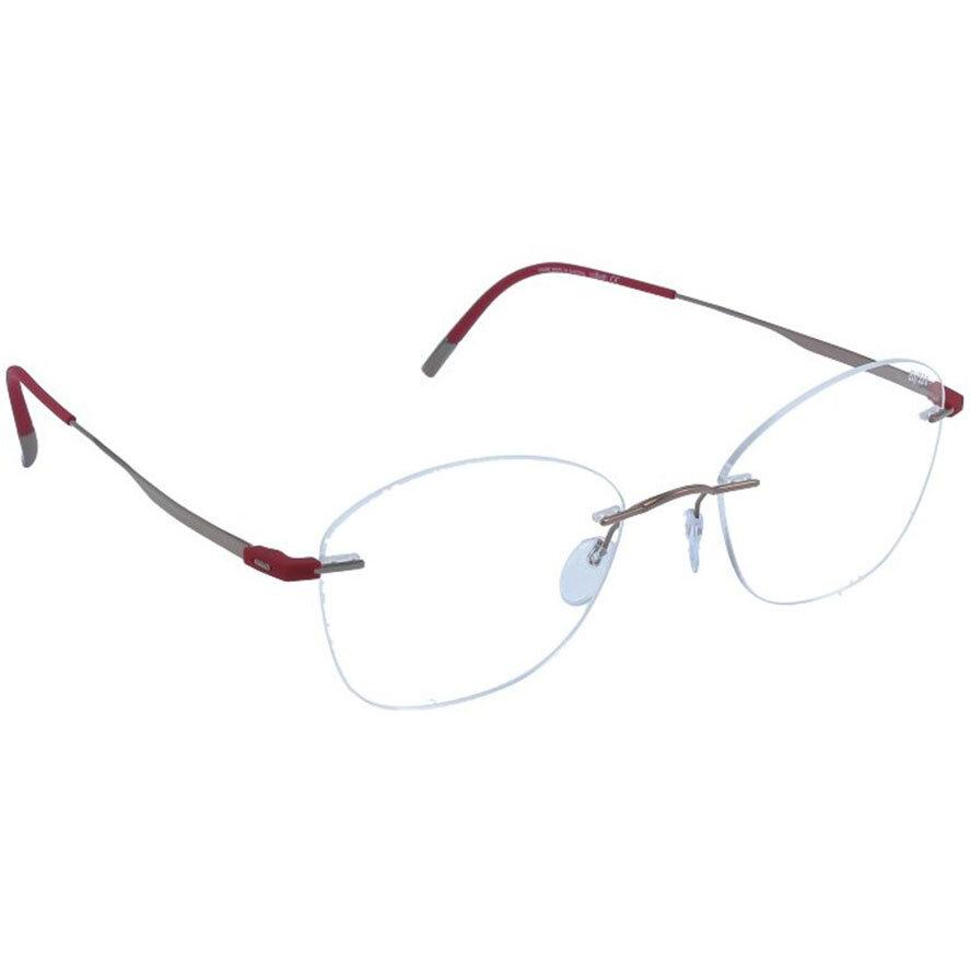 Rame ochelari de vedere dama Silhouette 5516/EU 8540 Ovale originale cu comanda online