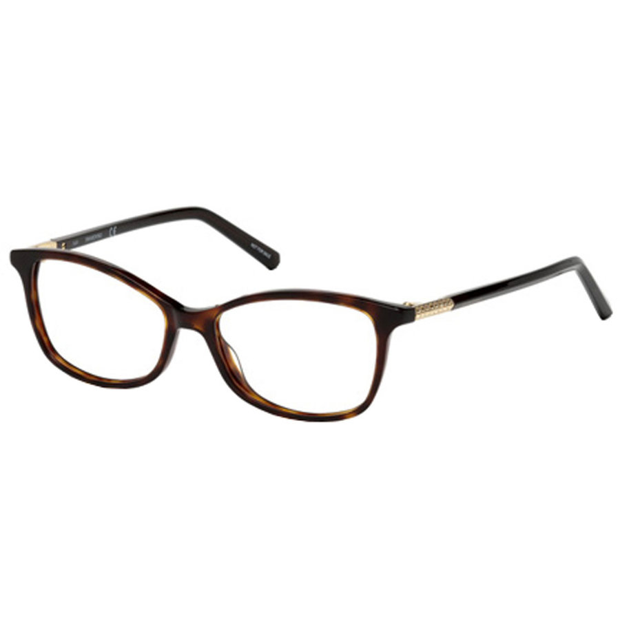 Rame ochelari de vedere dama Swarovski SK5239 052 Rectangulare originale cu comanda online