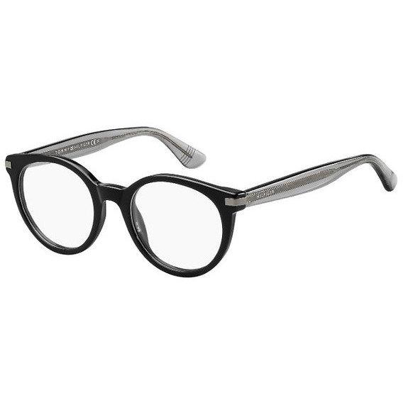 Rame ochelari de vedere dama TOMMY HILFIGER TH 1518 807 Rotunde originale cu comanda online
