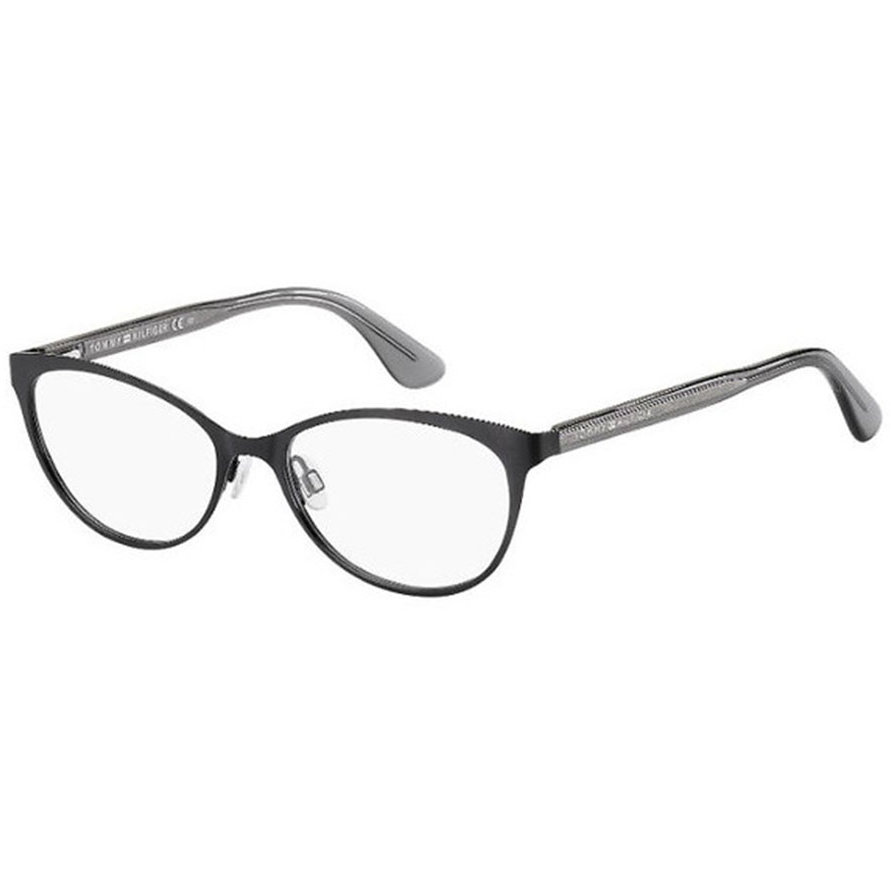 Rame ochelari de vedere dama TOMMY HILFIGER TH 1554 003 Ochi de pisica originale cu comanda online