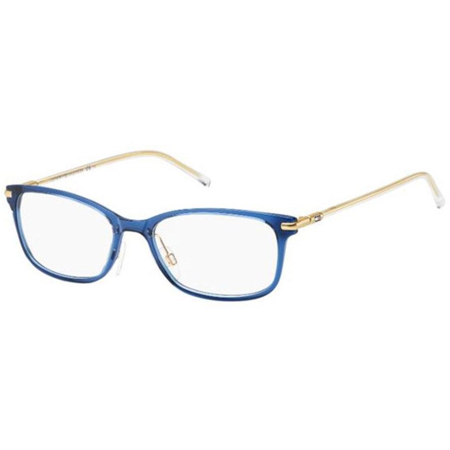 Rame ochelari de vedere dama TOMMY HILFIGER TH1400 R21 Rectangulare originale cu comanda online