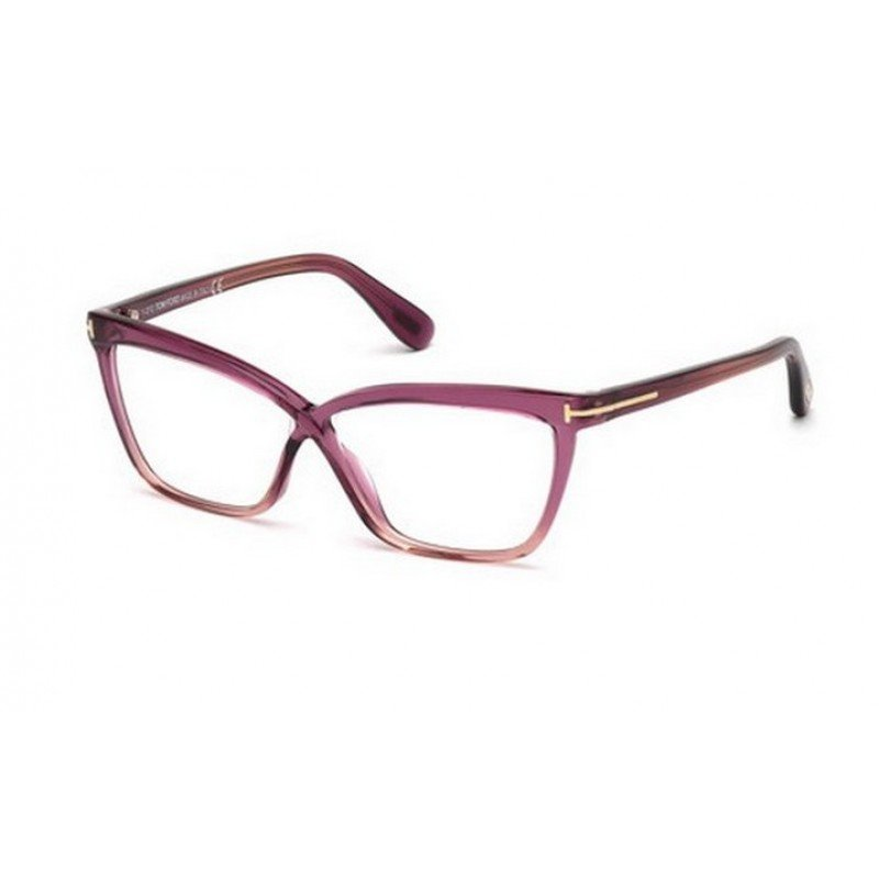 Rame ochelari de vedere dama Tom Ford FT5267 071 Ochi de pisica originale cu comanda online