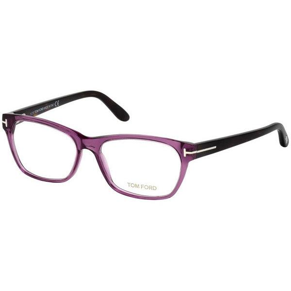 Rame ochelari de vedere dama Tom Ford FT5405 081 Ochi de pisica originale cu comanda online