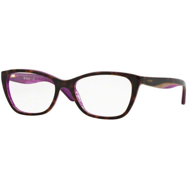 Rame ochelari de vedere dama Vogue VO2961 2019 Ochi de pisica originale cu comanda online
