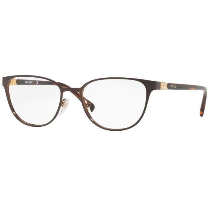 Rame ochelari de vedere dama Vogue VO4062B 997 Ochi de pisica originale cu comanda online