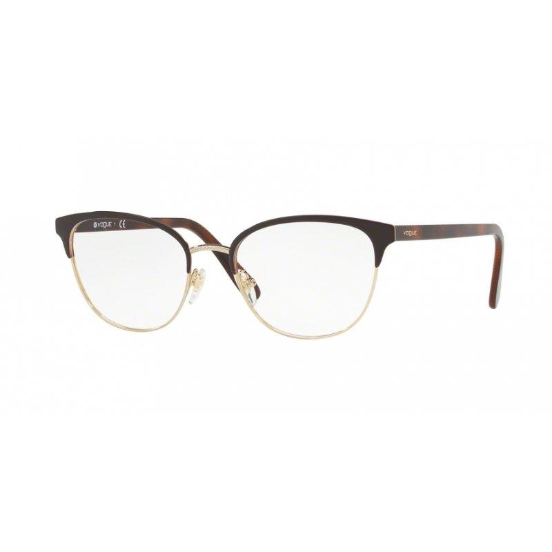 Rame ochelari de vedere dama Vogue VO4088 997 Ochi de pisica originale cu comanda online