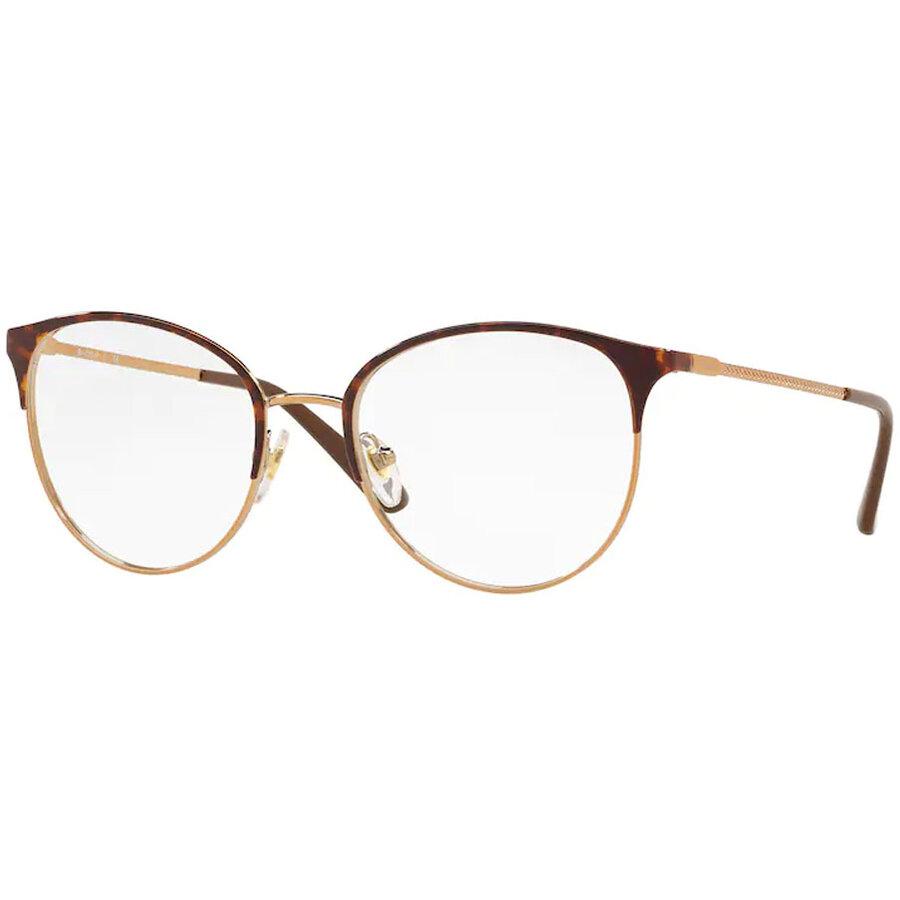 Rame ochelari de vedere dama Vogue VO4108 5078 Rotunde originale cu comanda online
