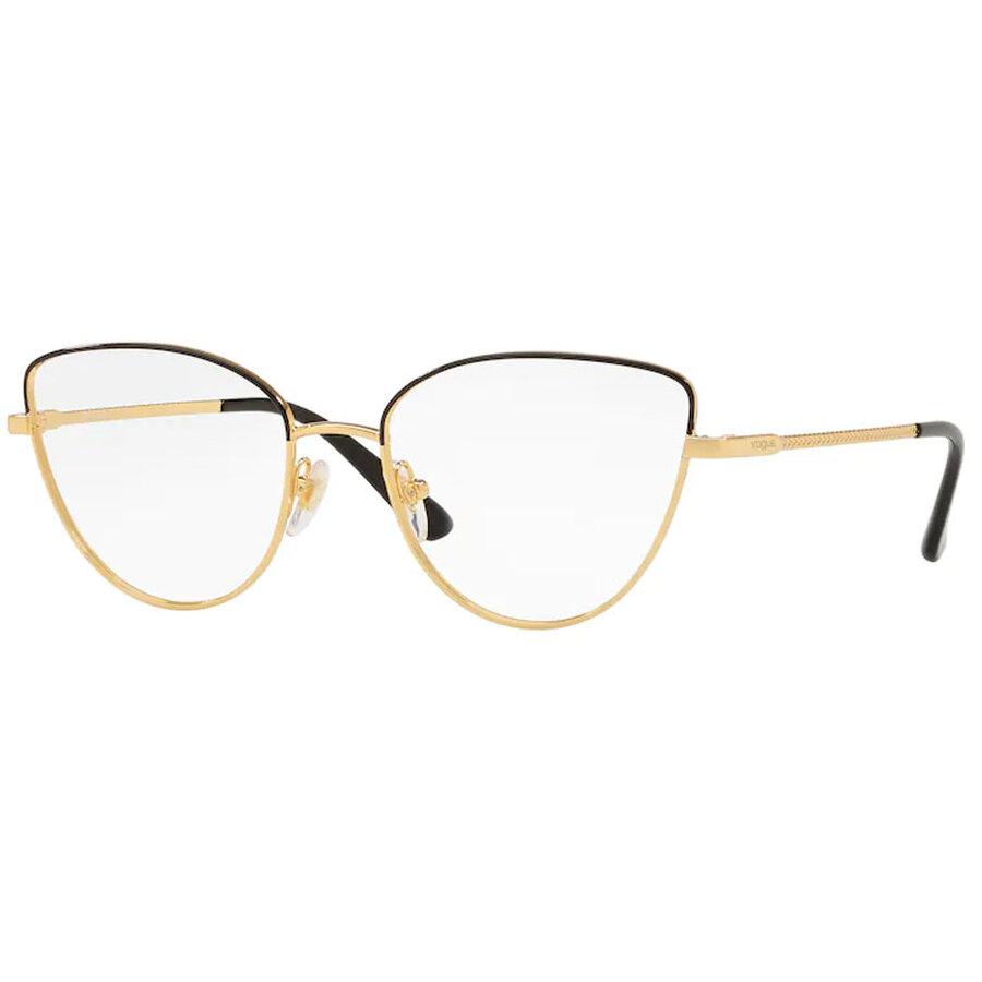 Rame ochelari de vedere dama Vogue VO4109 280 Ochi de pisica originale cu comanda online