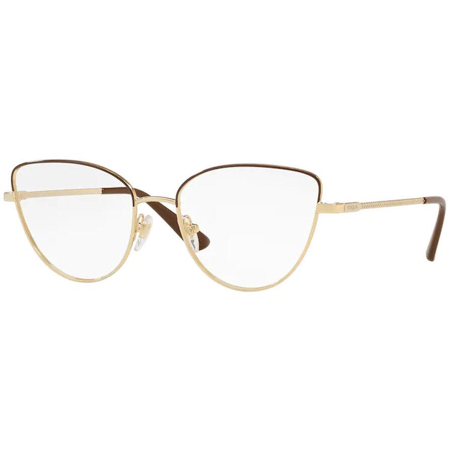 Rame ochelari de vedere dama Vogue VO4109 997 Ochi de pisica originale cu comanda online