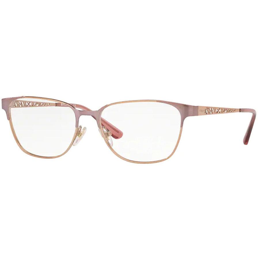 Rame ochelari de vedere dama Vogue VO4119 5104 Ovale originale cu comanda online