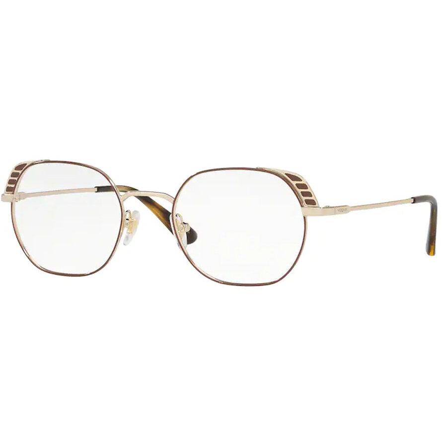 Rame ochelari de vedere dama Vogue VO4131 5021 Ovale originale cu comanda online
