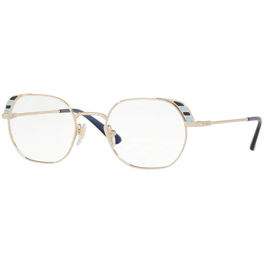 Rame ochelari de vedere dama Vogue VO4131 848 Ovale originale cu comanda online