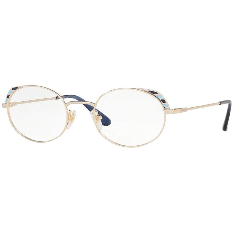 Rame ochelari de vedere dama Vogue VO4132 848 Ovale originale cu comanda online