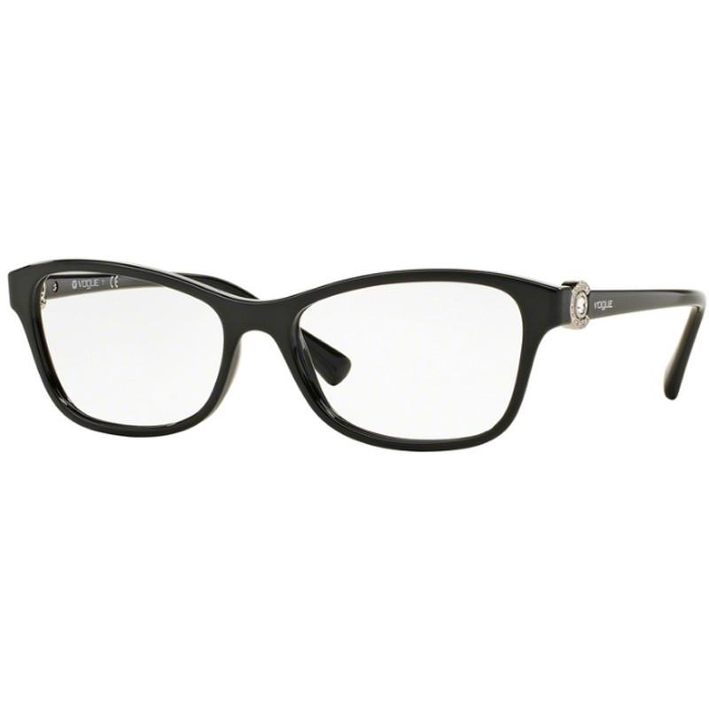 Rame ochelari de vedere dama Vogue VO5002B W44 Ochi de pisica originale cu comanda online