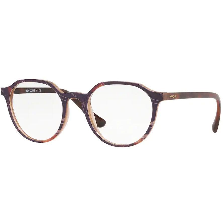Rame ochelari de vedere dama Vogue VO5226 2695 Rotunde originale cu comanda online