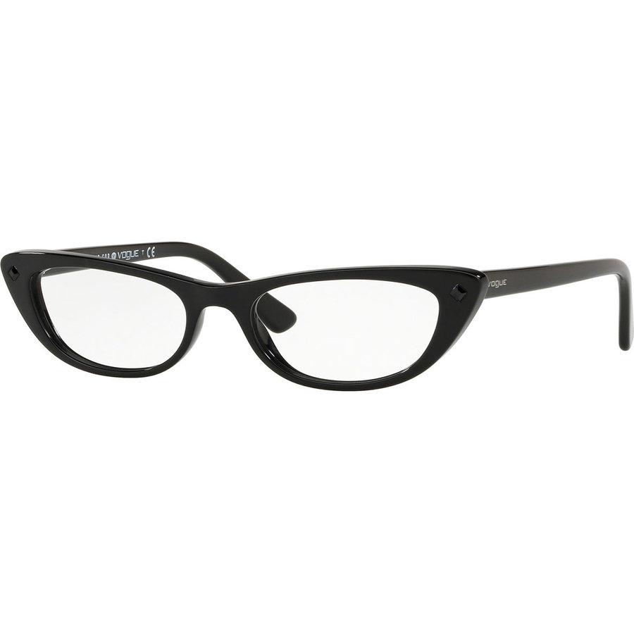 Rame ochelari de vedere dama Vogue VO5236B W44 Ochi de pisica originale cu comanda online