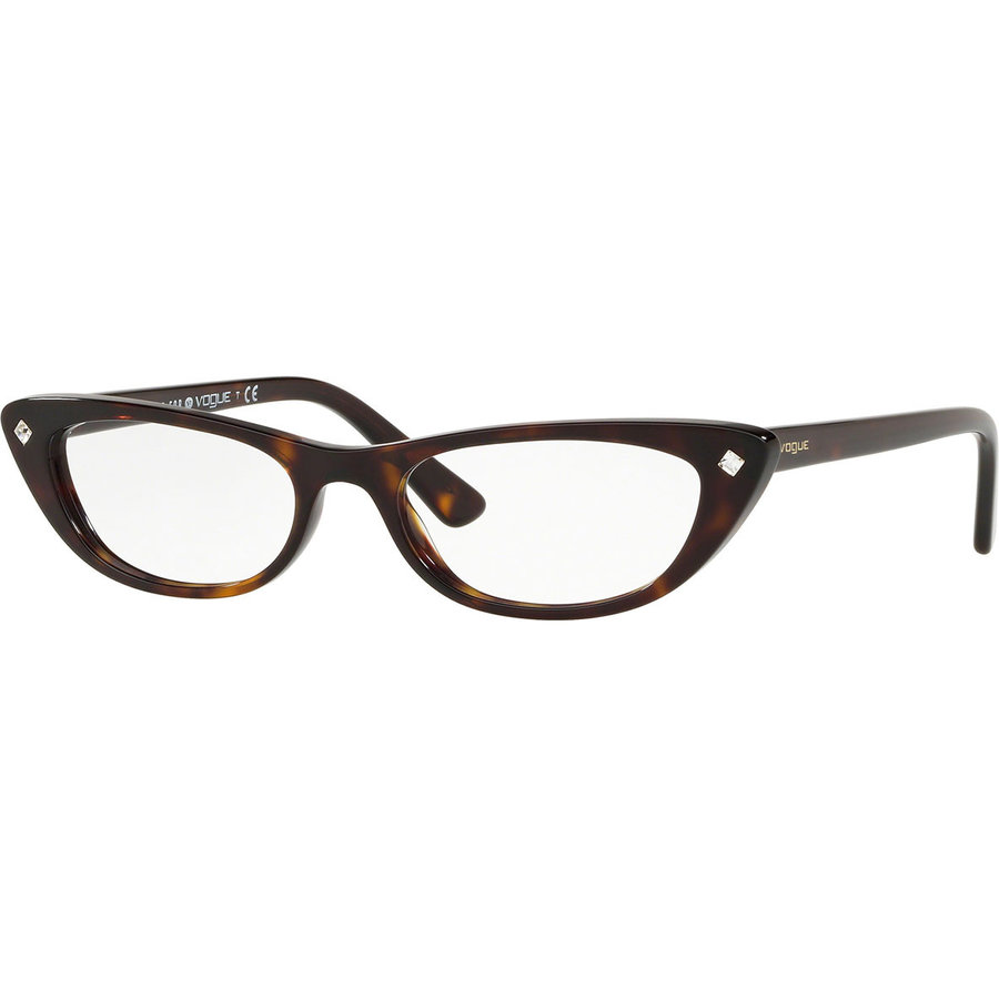 Rame ochelari de vedere dama Vogue VO5236B W656 Ochi de pisica originale cu comanda online