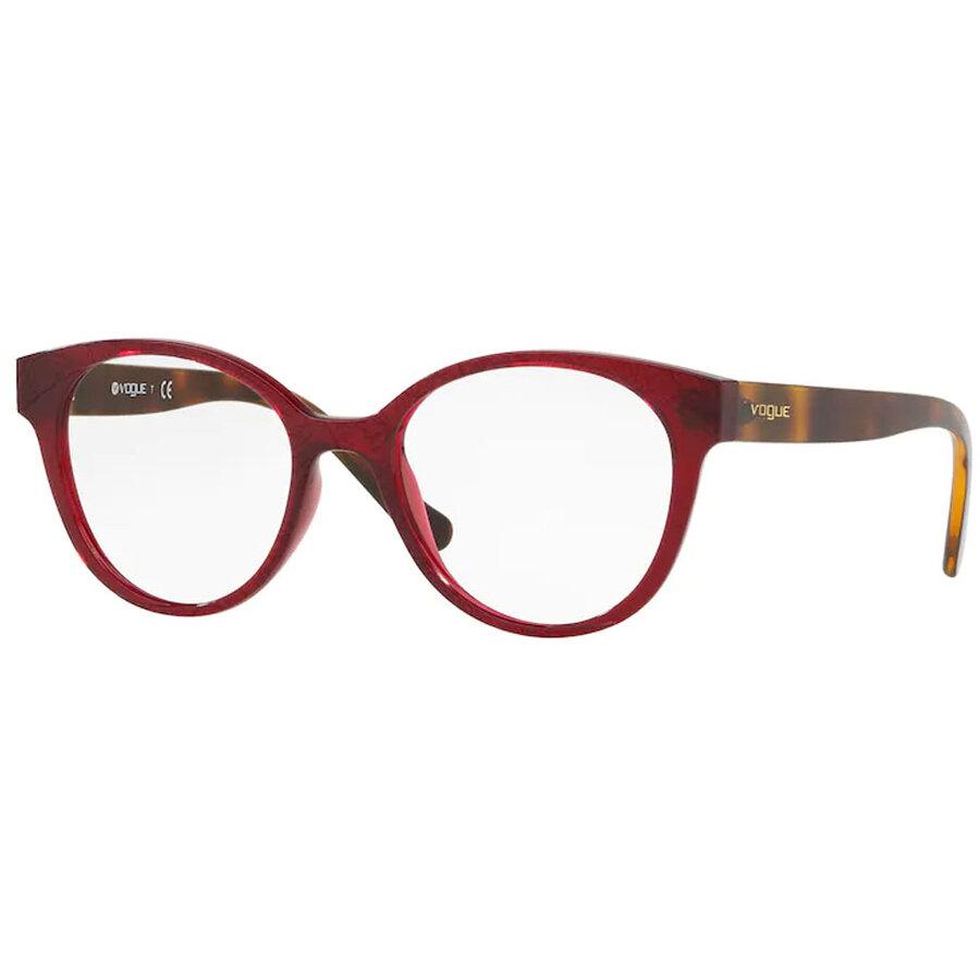 Rame ochelari de vedere dama Vogue VO5244 2672 Rotunde originale cu comanda online