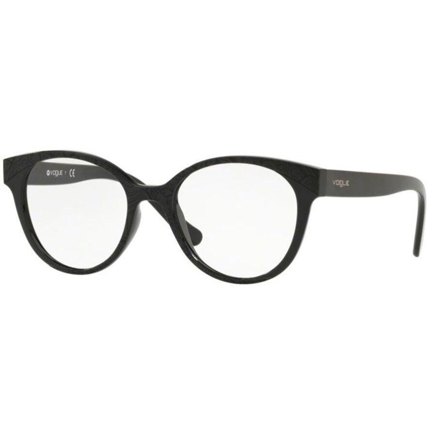 Rame ochelari de vedere dama Vogue VO5244 W44 Rotunde originale cu comanda online