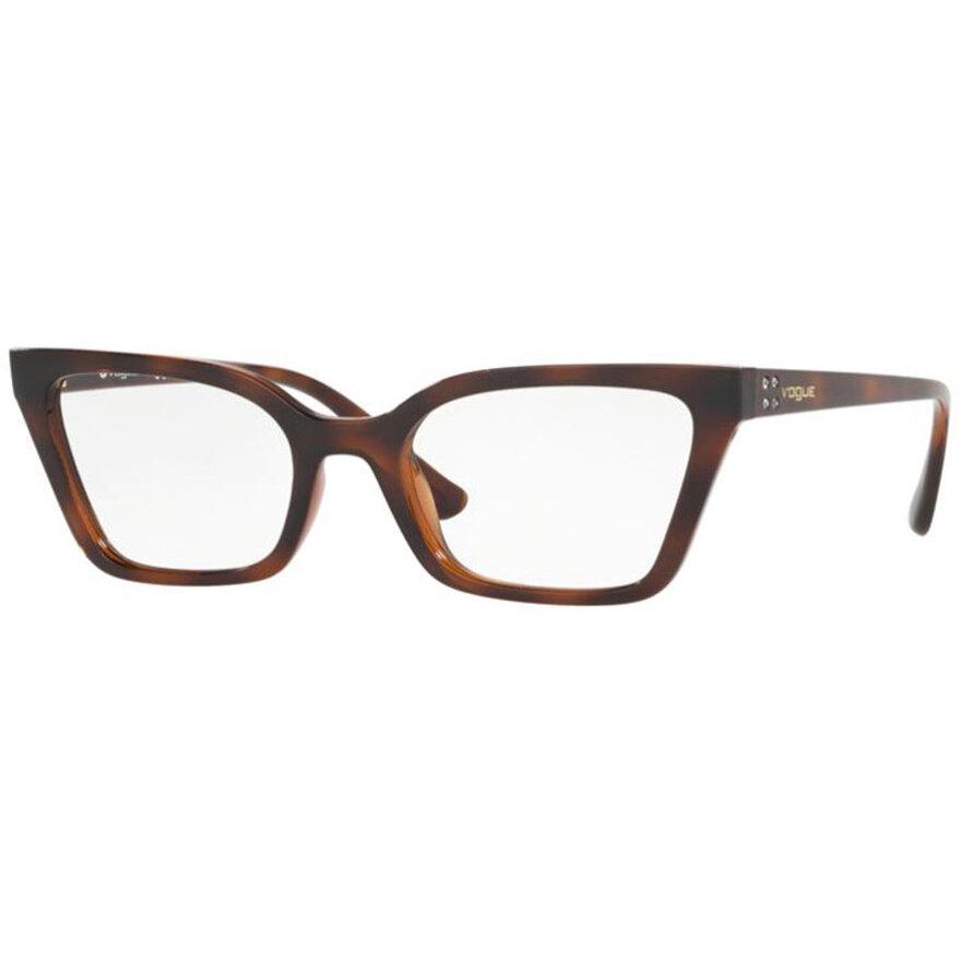 Rame ochelari de vedere dama Vogue VO5275B 2386 Rectangulare originale cu comanda online