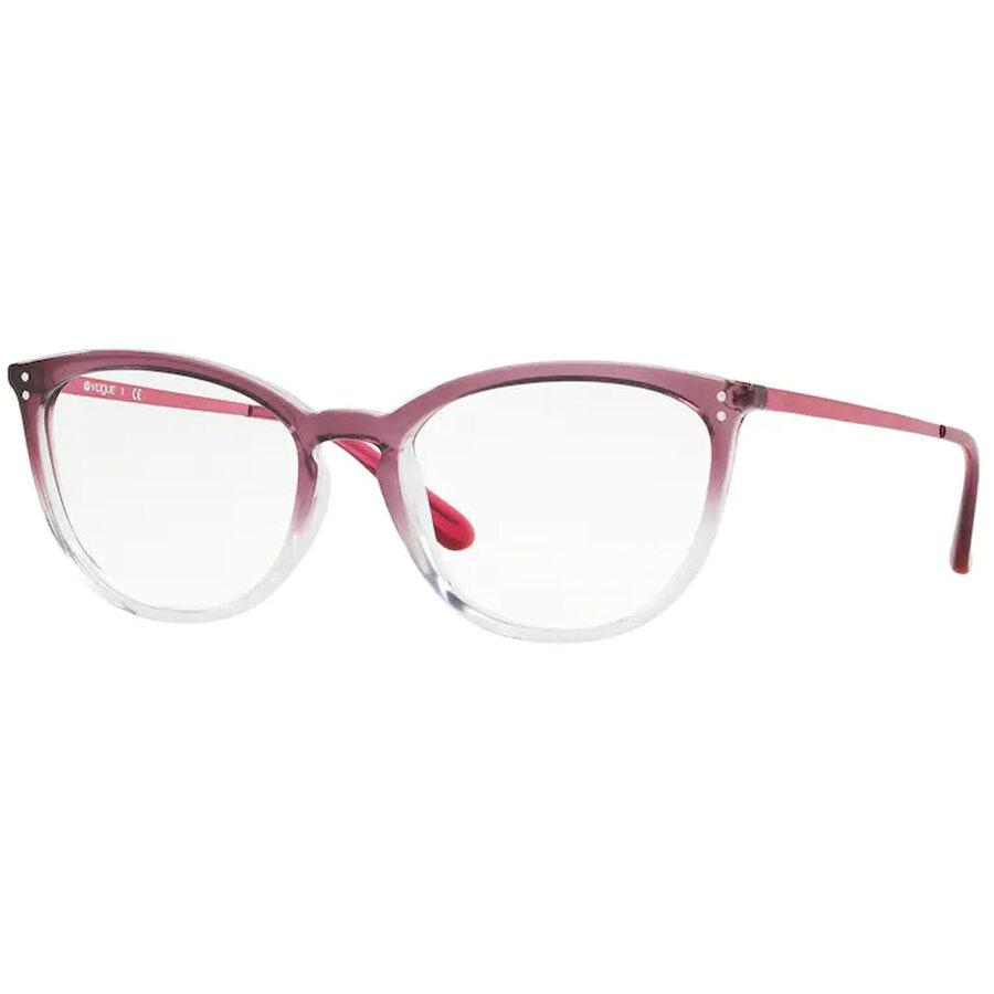 Rame ochelari de vedere dama Vogue VO5276 2737 Ochi de pisica originale cu comanda online