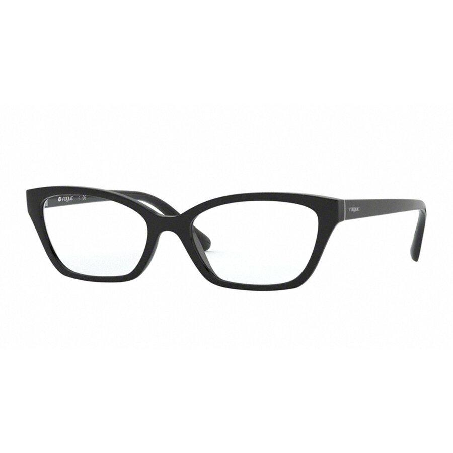 Rame ochelari de vedere dama Vogue VO5289 W44 Ochi de pisica originale cu comanda online