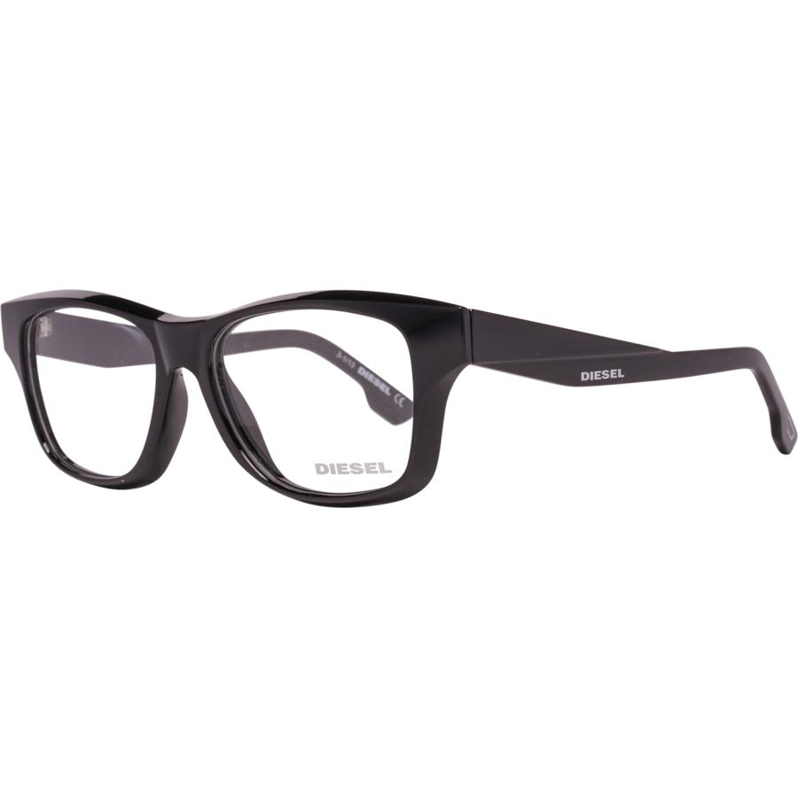 Rame ochelari de vedere unisex DIESEL DL5065 005 Rectangulare originale cu comanda online