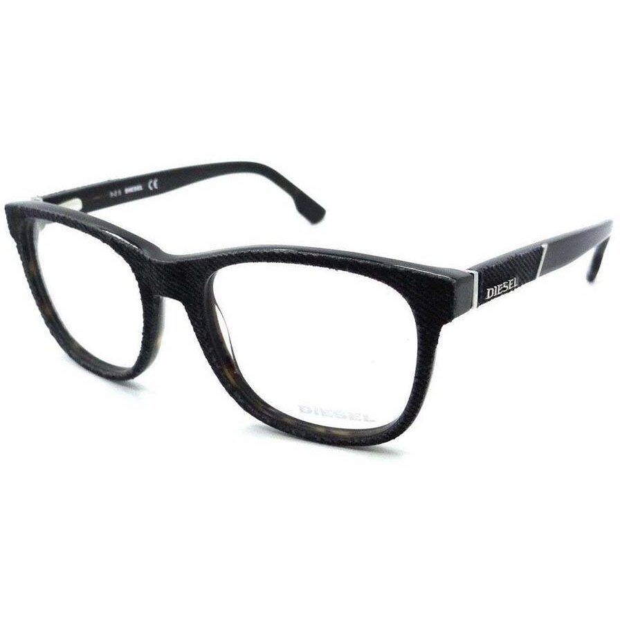 Rame ochelari de vedere unisex DIESEL DL5124-F 056 Rectangulare originale cu comanda online