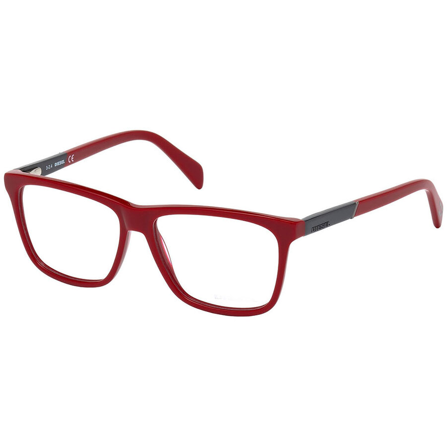 Rame ochelari de vedere unisex DIESEL DL5131-F 066 Patrate originale cu comanda online