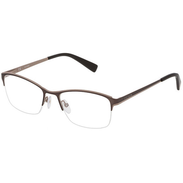 Rame ochelari de vedere unisex Escada VES915 08FK Rectangulare originale cu comanda online