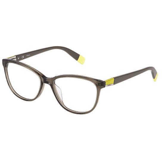 Rame ochelari de vedere unisex Furla VFU004 09DL Ochi de pisica originale cu comanda online