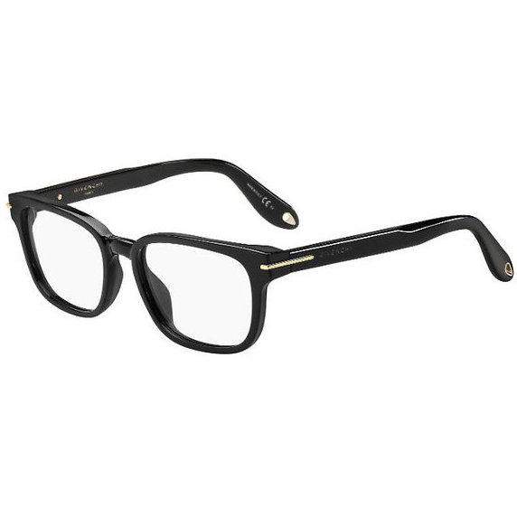 Rame ochelari de vedere unisex Givenchy GV 0013 807 Rectangulare originale cu comanda online