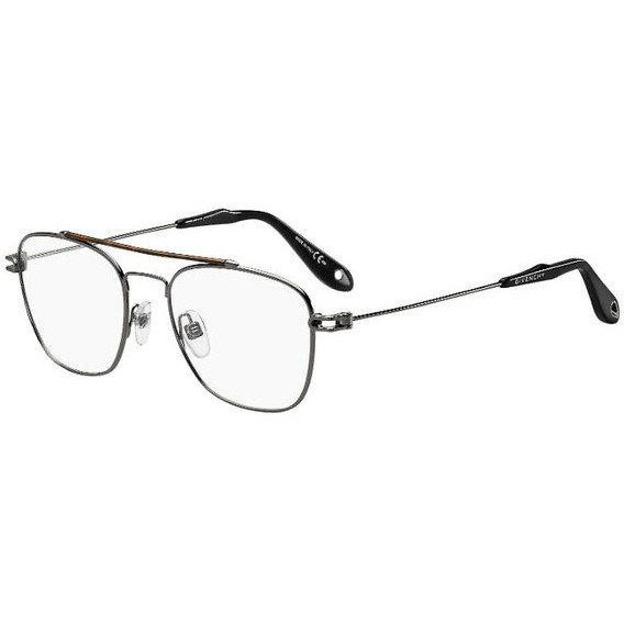 Rame ochelari de vedere unisex Givenchy GV 0053 KJ1 Pilot originale cu comanda online