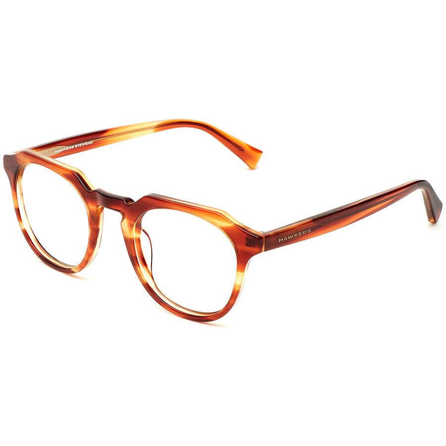Rame ochelari de vedere unisex Hawkers HCH04RX Rotunde originale cu comanda online