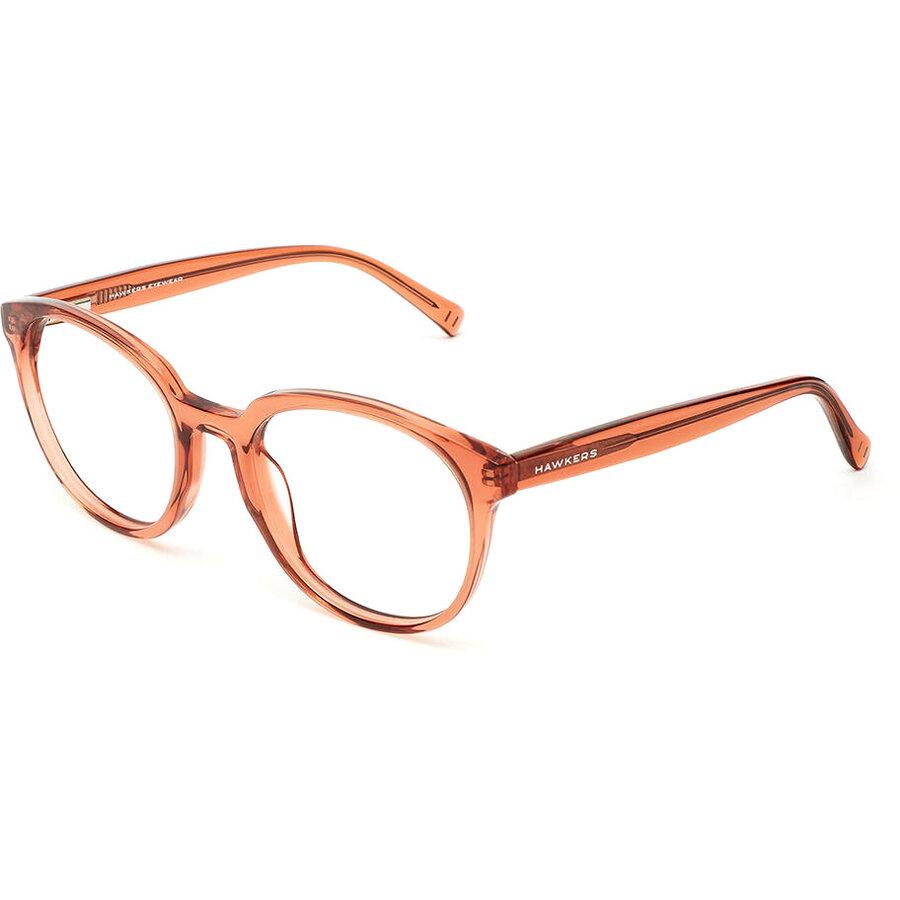 Rame ochelari de vedere unisex Hawkers HRS04RX Rotunde originale cu comanda online