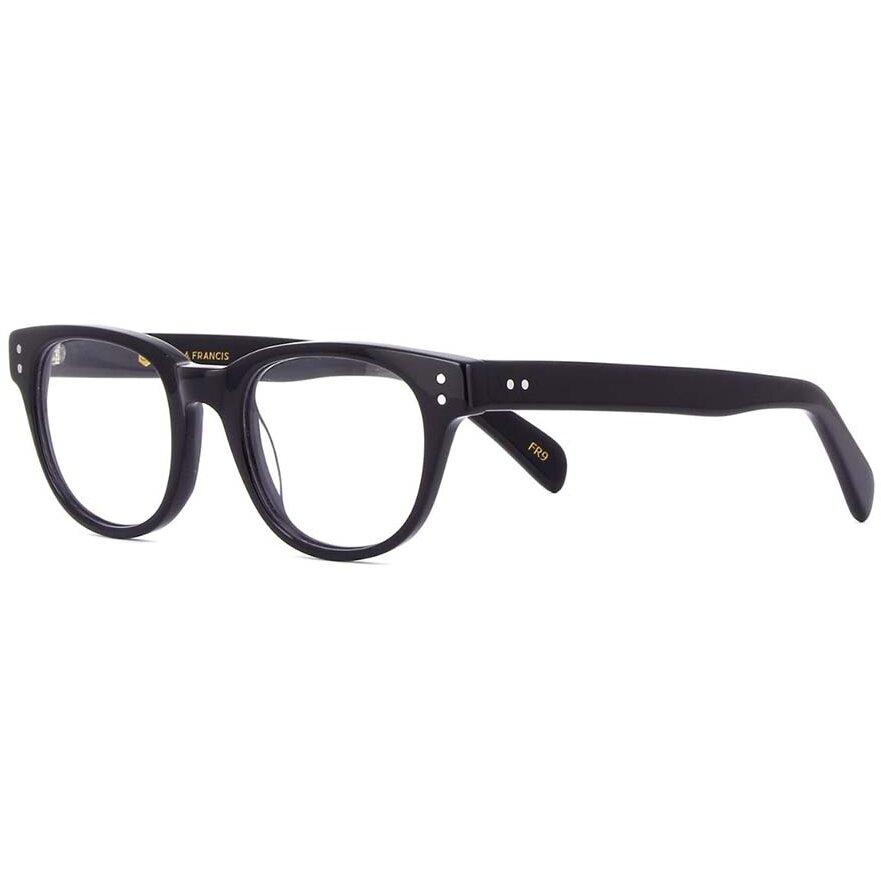 Rame ochelari de vedere unisex Jack Francis FR9 Ovale originale cu comanda online