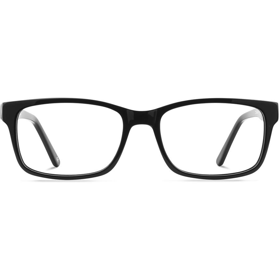 Rame ochelari de vedere unisex Jack Francis LeRoy FR54 Rectangulare originale cu comanda online