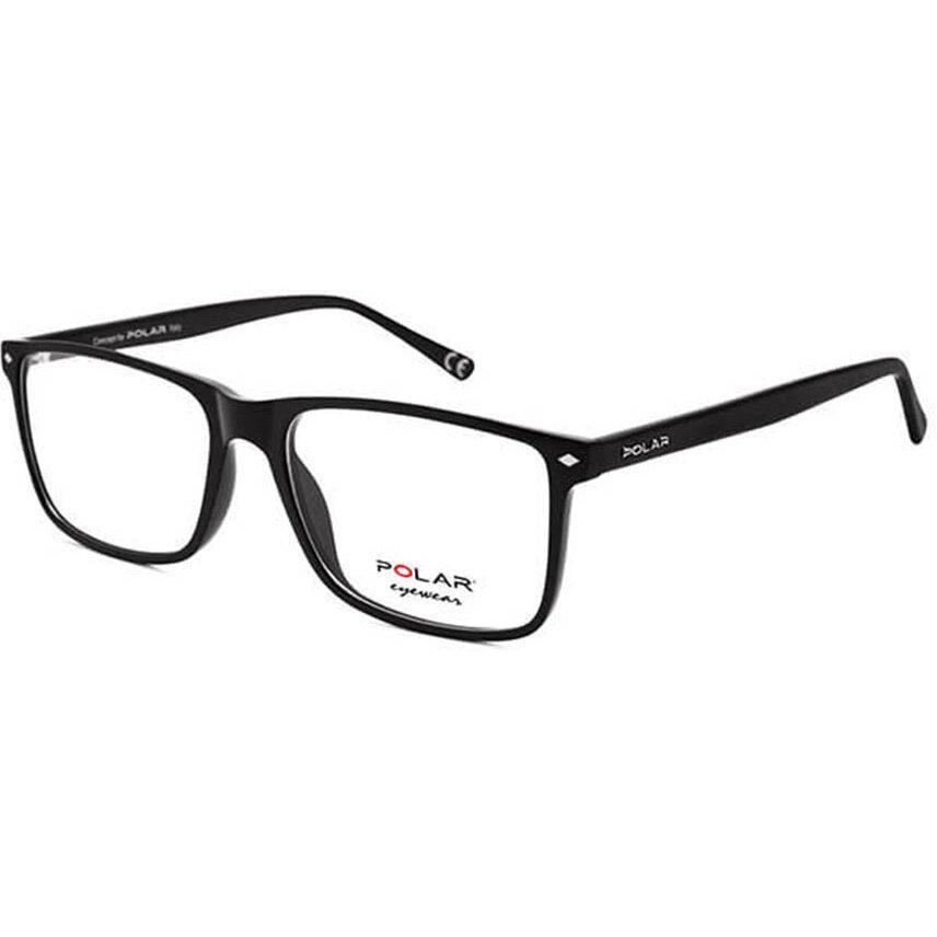 Rame ochelari de vedere unisex Polar 1953 col. 77 Rectangulare originale cu comanda online