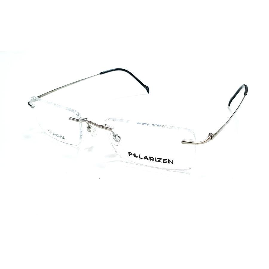 Rame ochelari de vedere unisex Polarizen 16020-C3 Rectangulare originale cu comanda online